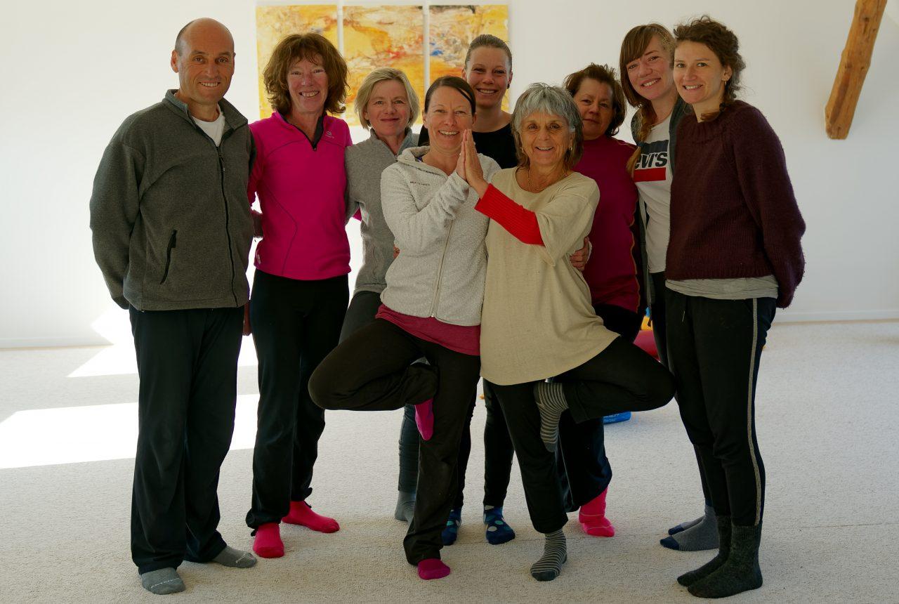 Groupe yoga Zen en Bauges