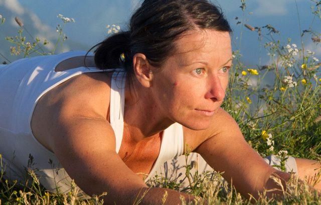 Fluide yoga au Semnoz