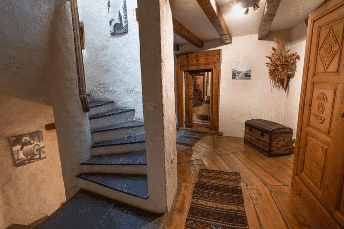 Maison d'hôtes Au coeur des Alpes - haute Maurienne
